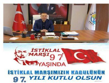 12 MART İSTİKLAL MARŞININ KABULÜ VE MEHMET AKİF ERSOY'U ANMA PROGRAMI