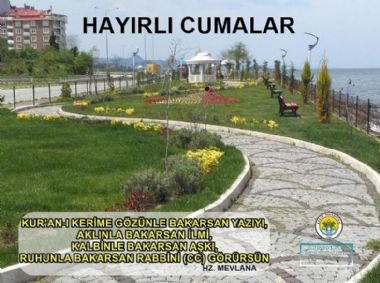HAYIRLI CUMALAR