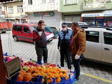 ESNAFIMIZA KORONAVİRÜS BİLGİLENDİRMESİ