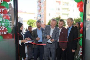 Timurlar Sigorta Aracılık Hizmetleri  İş Yerinin Açılışına Katıldık.