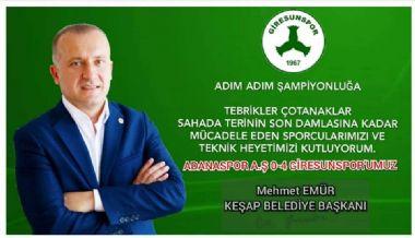 ADIM ADIM ŞAMPİYONLUĞA